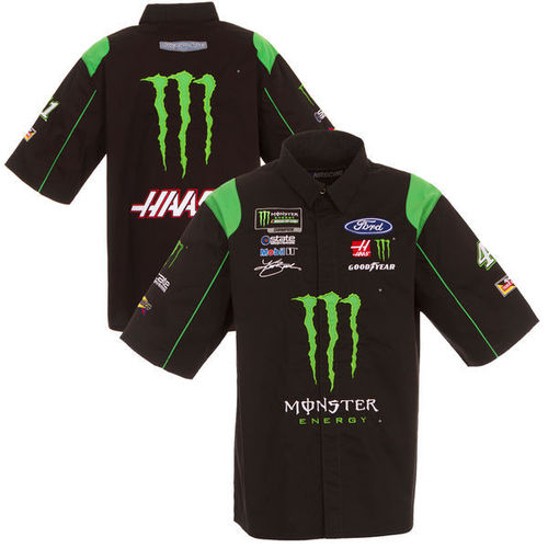#41 - Kurt Busch,  Monster Energy - 2018