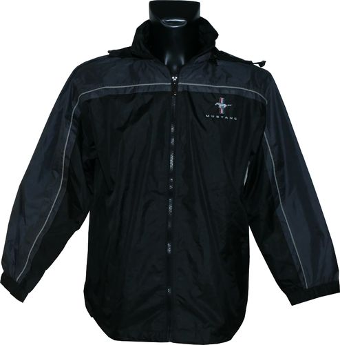 Ford Mustang windbreaker jacket