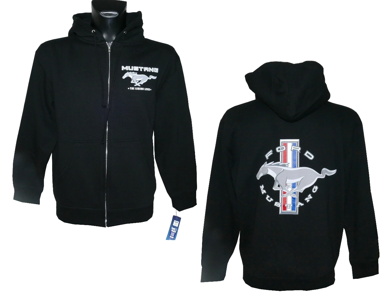 Ford Mustang Hoodie - limited Edition 2018