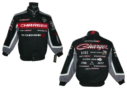 "Dodge Charger jacket - ""Hellcat"""