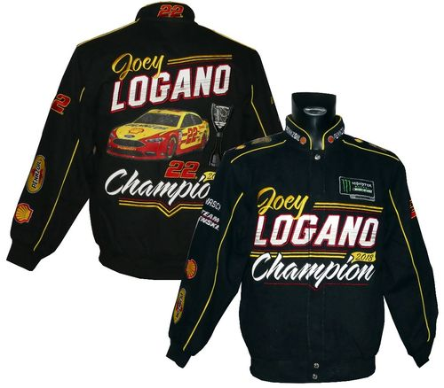 # 22, Joey Logano - Champion jacket 2018