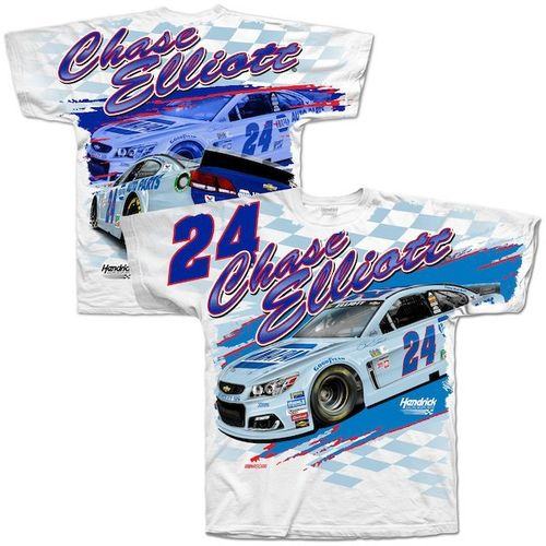 Chase Elliott, # 24 - Collection White Darlington