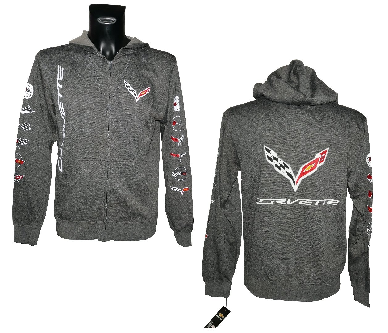 Corvette Kapuzenjacke 2019 - limited Edition