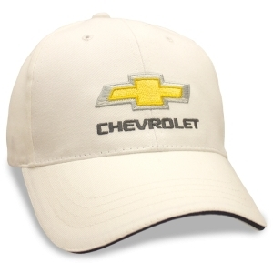 White Chevy - Cap