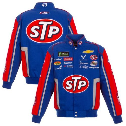 #43, Bubba Wallace- NASCAR jacket 2019