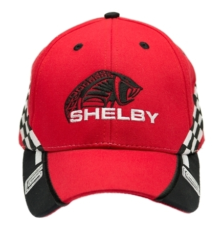 Shelby Big Head Race Cap