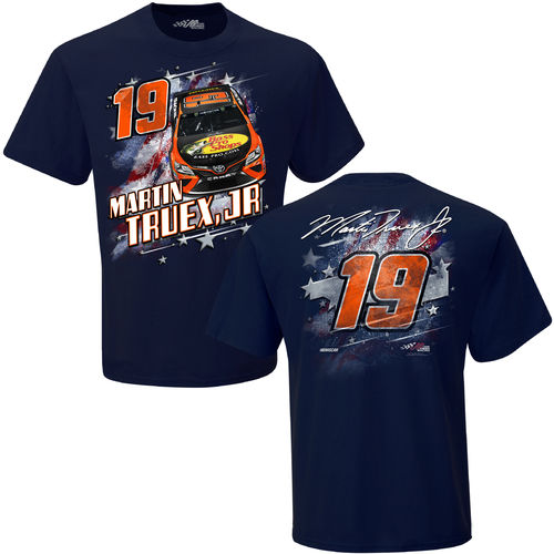 #19, Martin Truex jr.- Bass Pro Shops T-Shirt