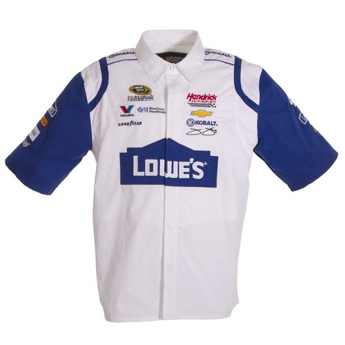 "#48 - Jimmie Johnson ""Lowes"" pit shirt"