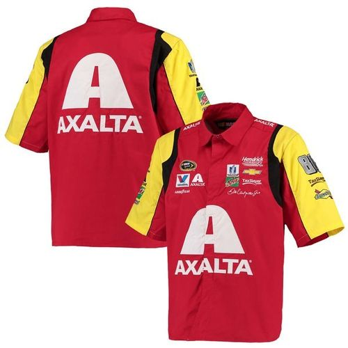 Dale Earnhardt jr. - Axalts - Chevy pit crew shirt