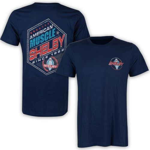 "Shelby Cobra T-Shirt - ""American Muscle"""