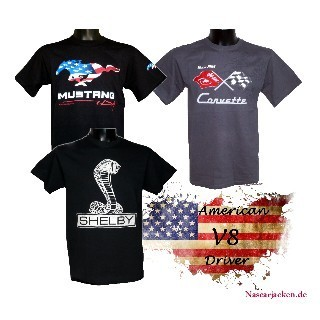 US-Car T-Shirts