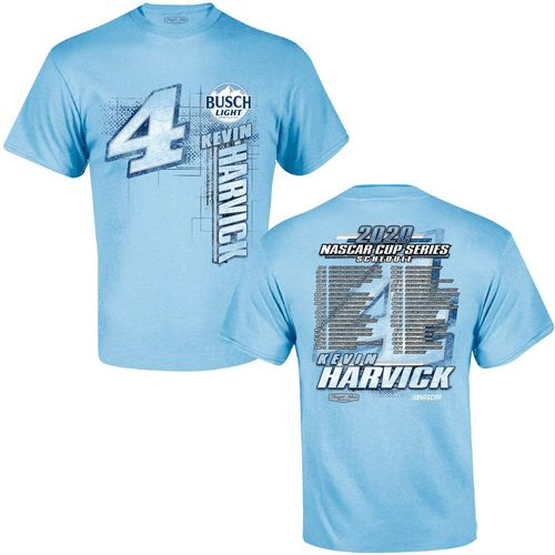 Kevin Harvick - NASCAR Schedule T-Shirt 2020