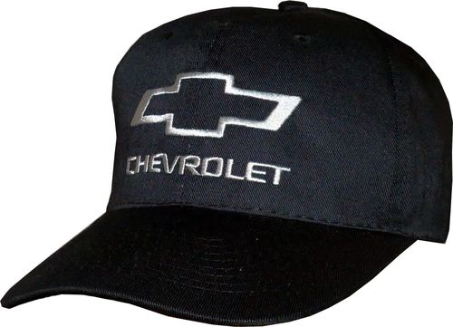Chevrolet Basecap - black