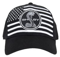 Shelby Mustang und Shelby Cobra Basecaps